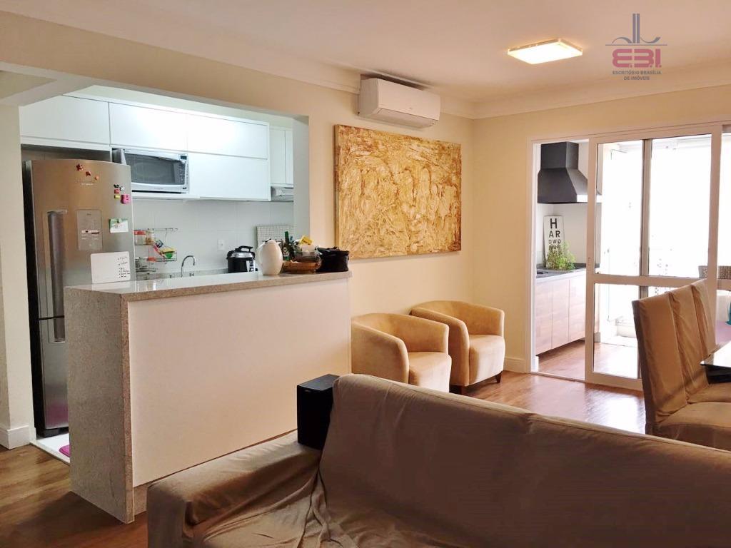 Apartamento residencial à venda, Parada Inglesa, São Paulo - AP1575.