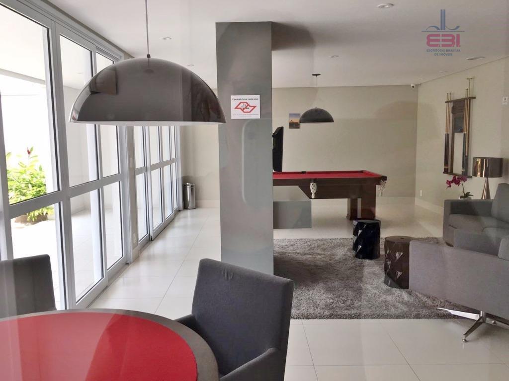 amplo apartamento novo, próximo ao metrô parada inglesa.87,35m², 2 suítes com armários planejados, sala para 2...