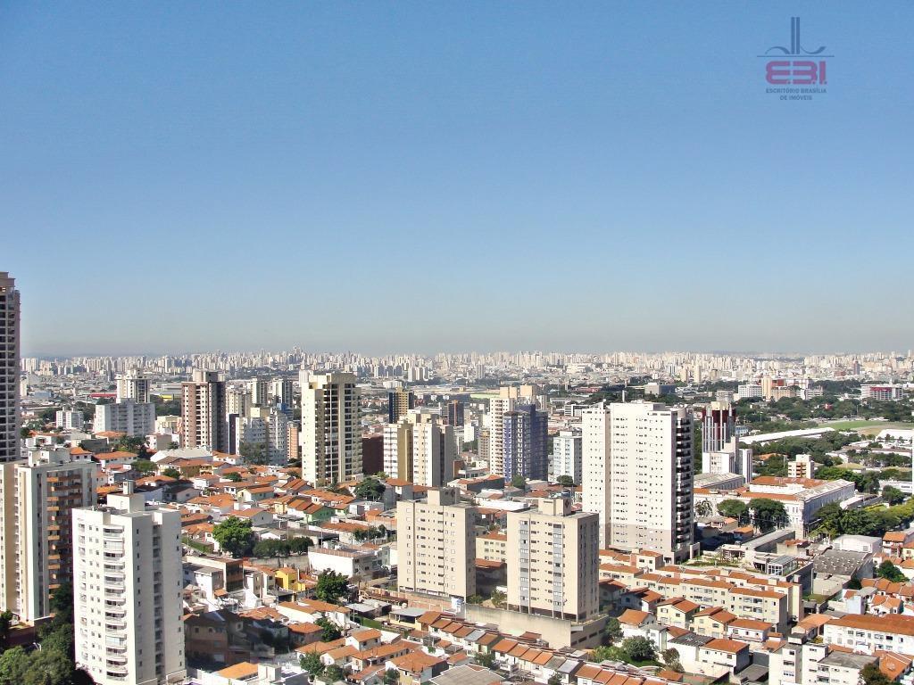 apartamento novo, no contra piso, em excelente local, rua tranquila.andar alto, 213m², 4 suítes (sendo 1...