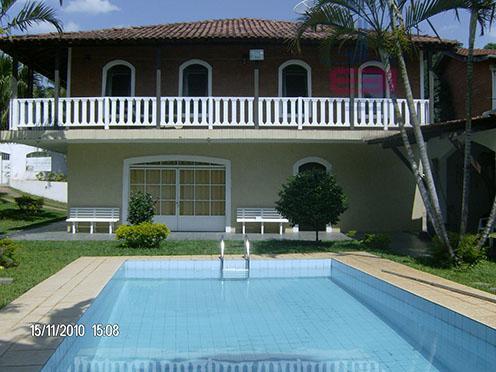 Casa residencial à venda, Chácara Bela Vista, Mairiporã.