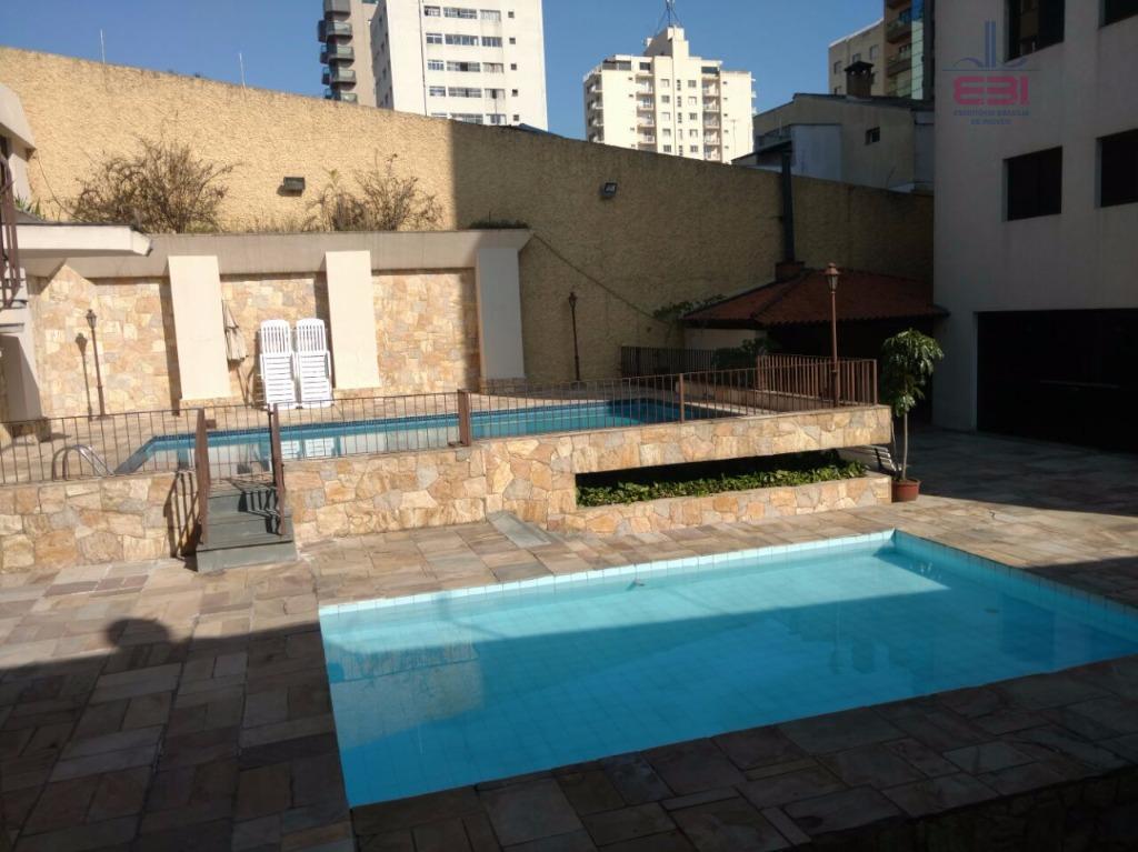 lindíssimo apartamento, pronto para morar, com 115m². localização impecável a 5 minutos do metrô jardim são...