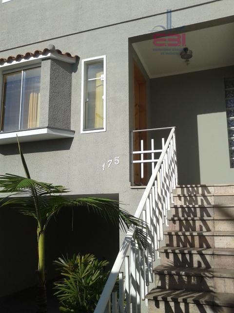 Sobrado residencial à venda, Imirim, São Paulo - SO0771.