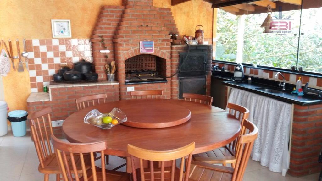 Sobrado residencial à venda, Condomínio Irara Branca, Mairiporã - SO0960.