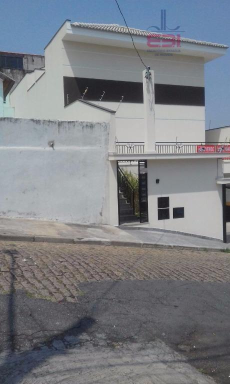 Sobrado residencial à venda, Imirim, São Paulo.