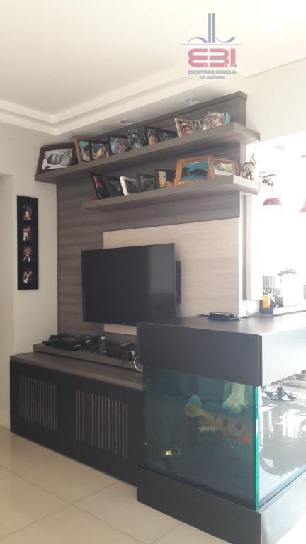 excelente apartamento com 87m², em ótimo local, próximo ao shopping santana parque.com 3 dormitórios sendo 1...