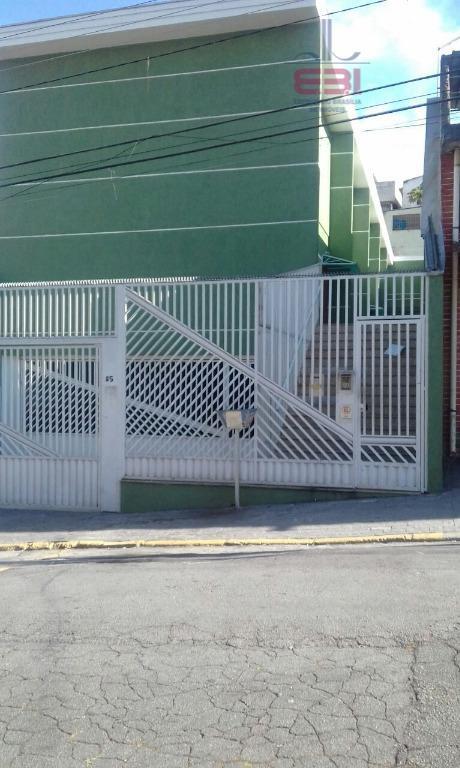 Sobrado residencial à venda, Lauzane Paulista, São Paulo.