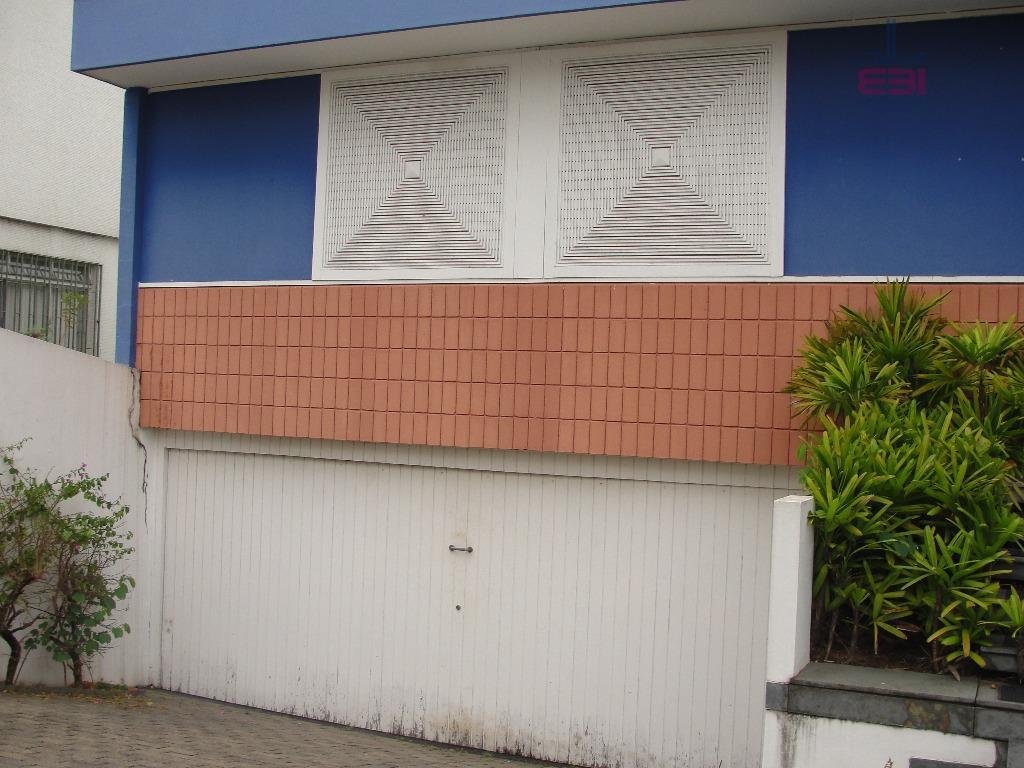 Sobrado residencial à venda, Santana, São Paulo - SO0209.