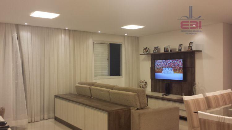 Apartamento residencial à venda, Lauzane Paulista, São Paulo - AP0087.