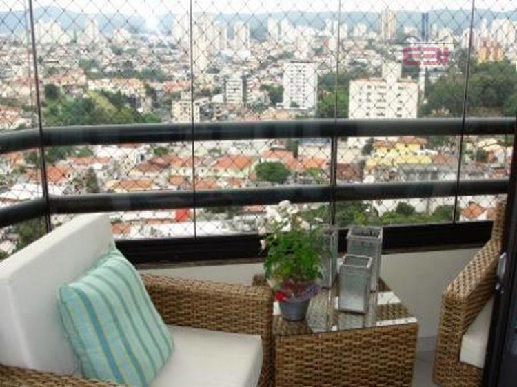 Apartamento residencial à venda, Santana, São Paulo - AP0111.
