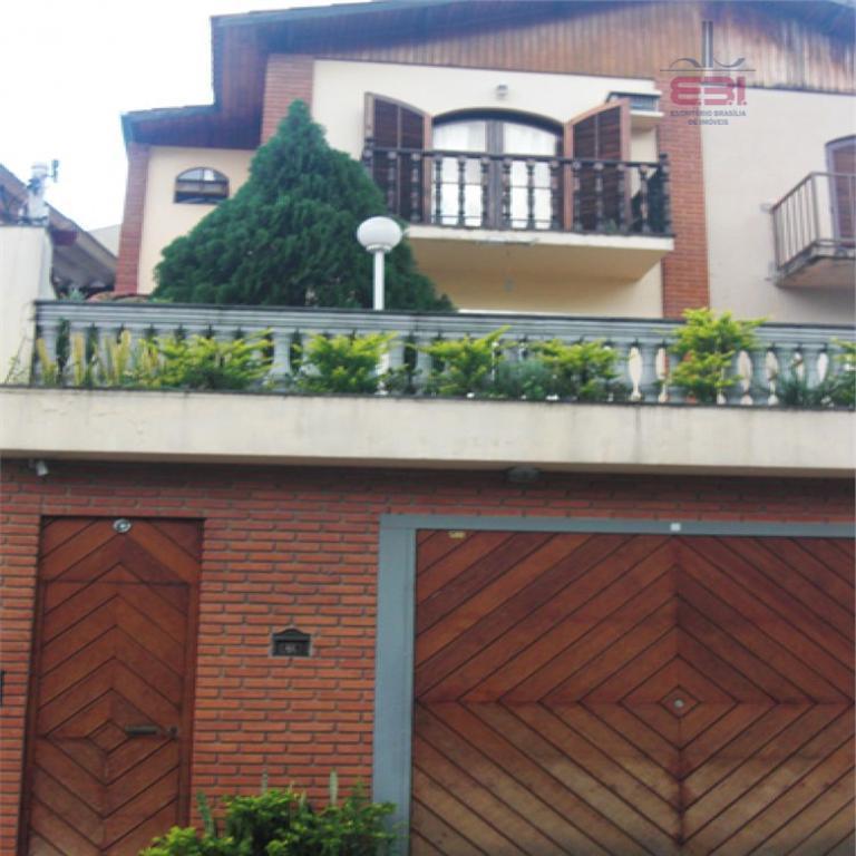 Sobrado  residencial à venda, Santa Terezinha, São Paulo.