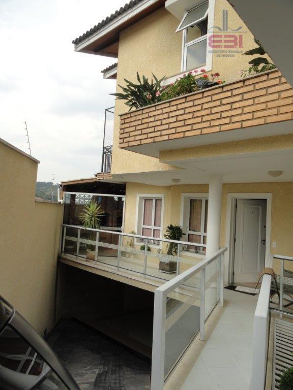 Sobrado residencial à venda, Horto Florestal, São Paulo - SO0232.