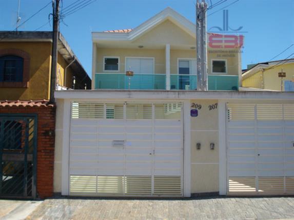 Sobrado  residencial à venda, Tucuruvi, São Paulo.