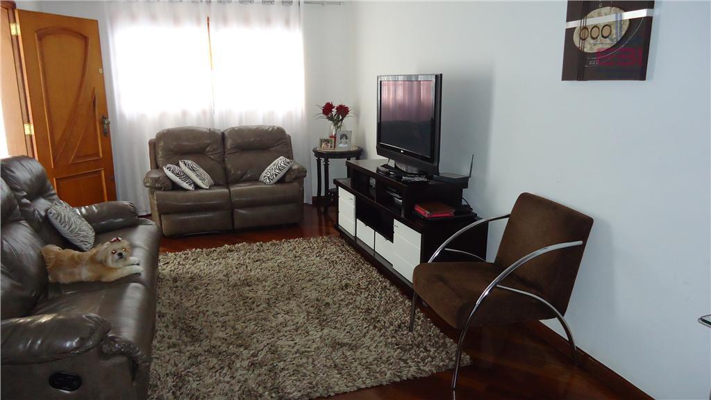 Sobrado residencial à venda, Santana, São Paulo - SO0218.