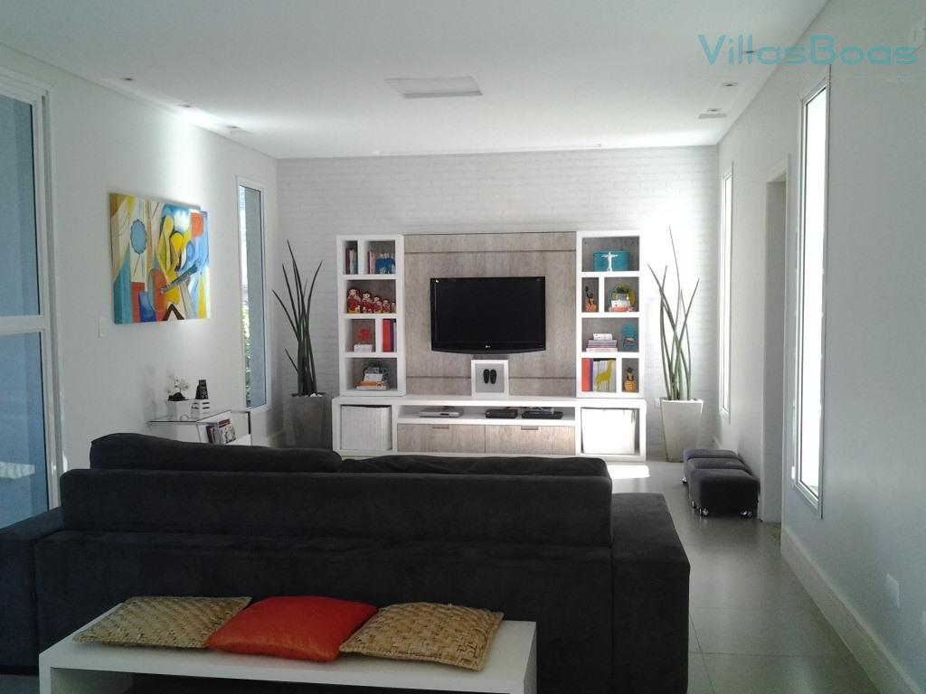 Casa residencial à venda, Condomínio Reserva do Paratehy, São José dos Campos - CA0156.