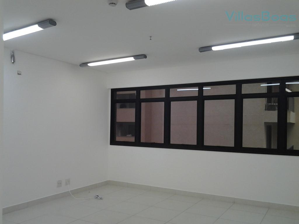 Sala Comercial para locação, Parque Residencial Aquarius, São José dos Campos - SA0066.