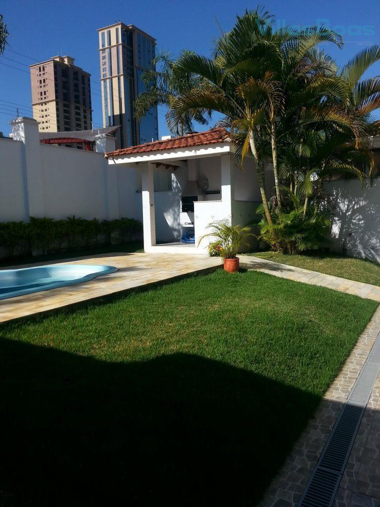 Casa residencial para locação, Parque Residencial Aquarius, São José dos Campos.