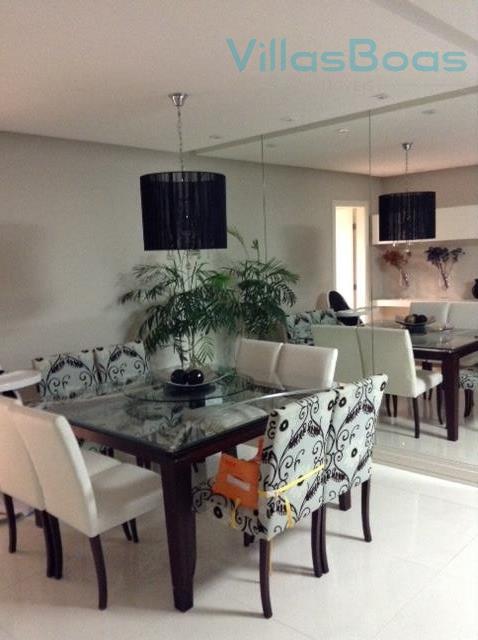 Apartamento residencial à venda, Atmosphere Vila Ema, São José dos Campos - AP2107.