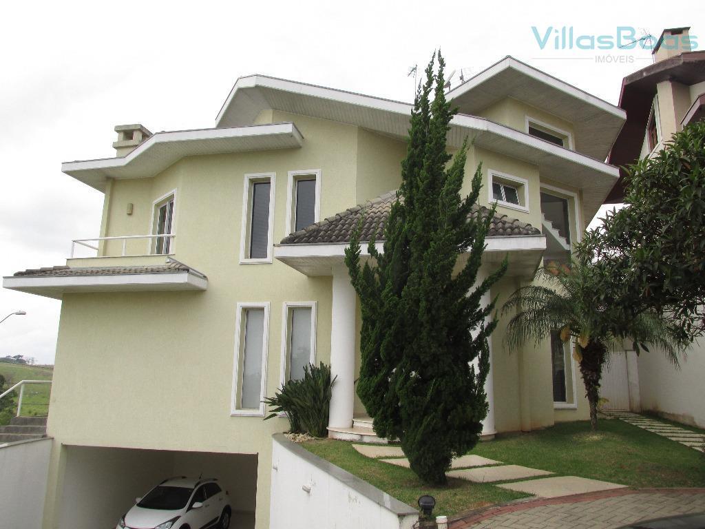 Excelente casa no Altos da Serra 5 - Urbanova, São José dos Campos.