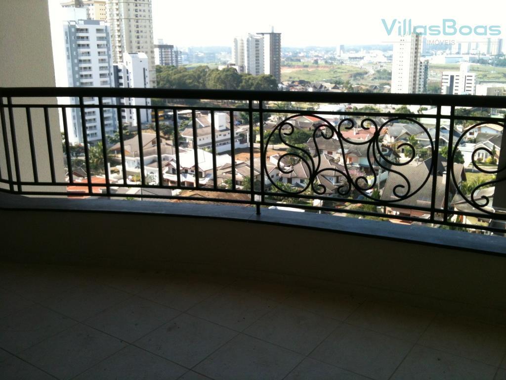 Apartamento residencial à venda, Jardim Aquarius, São José dos Campos - AP2574.