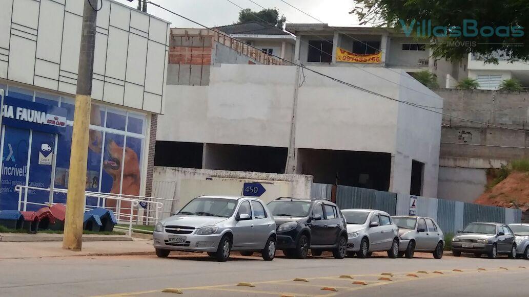 lindo ponto comercial no urbanova .são 10 lojas com 60m² r$ 350.000,00 cada loja. mais 13...