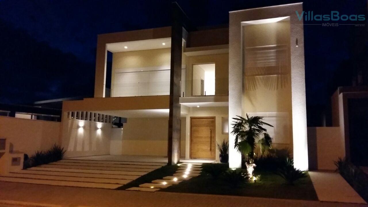 linda casa com 354m2 de construção em 450m2 de terreno.5 dormitórios, sendo 5 suítes, sala ampla,...