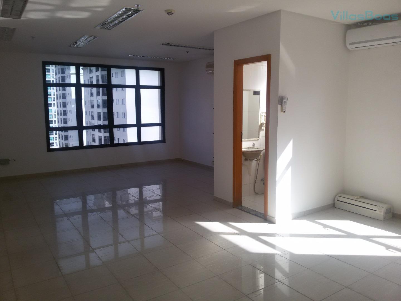 Sala comercial para locação, Jardim Aquarius, São José dos Campos.