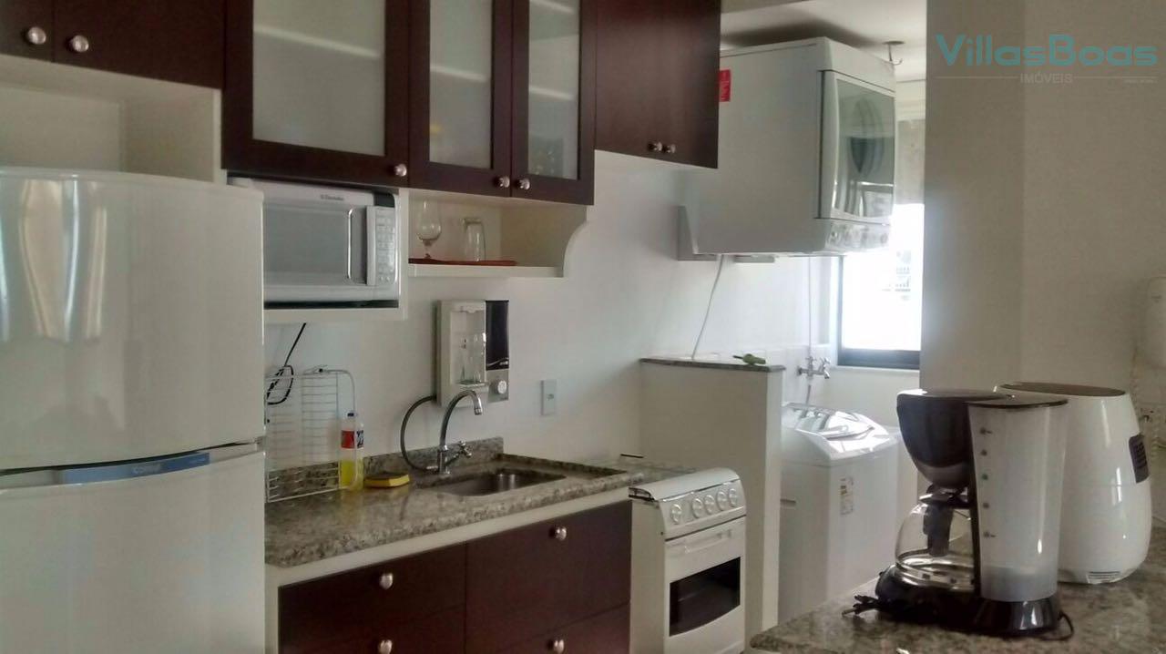 Apartamento residencial à venda, Jardim Aquarius, São José dos Campos - AP0286.