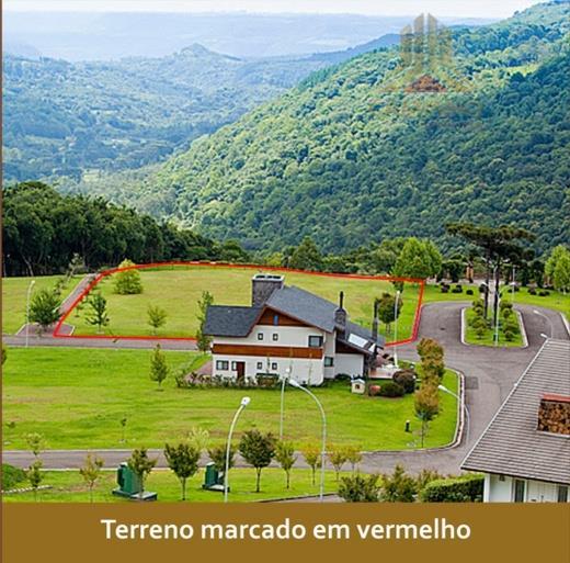 Terreno residencial à venda, Condomínio Aspen Moentain, Gramado - TE0046.