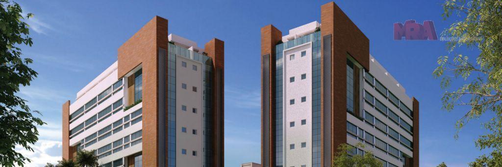 Apartamento residencial à venda, Juvevê, Curitiba.
