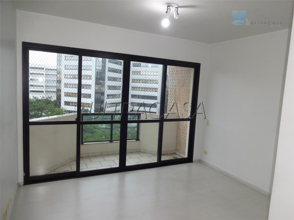 Apartamento residencial à venda, Santo Amaro, São Paulo - AP18048.