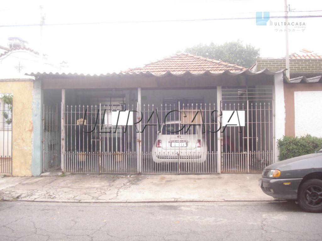 Casa residencial à venda, Saúde, São Paulo - CA1106.