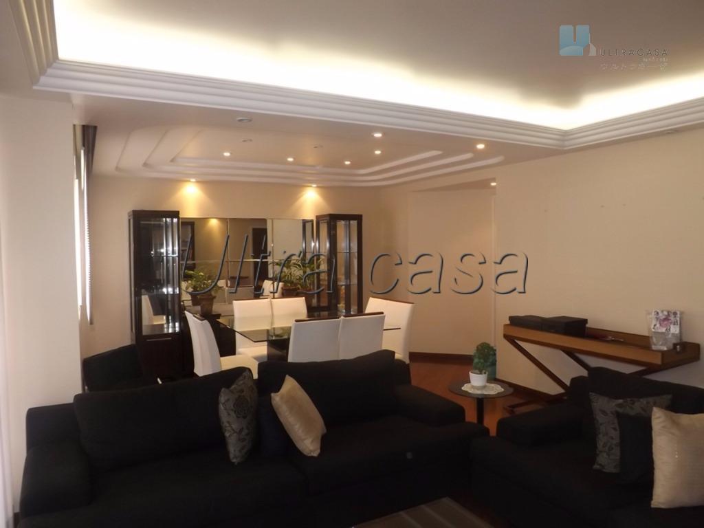 Apartamento  residencial para venda e locação, Chácara Klabin, São Paulo.