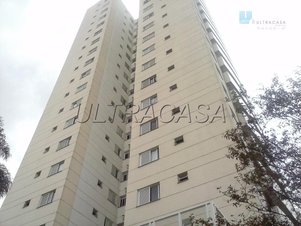 Apartamento residencial à venda, Saúde, São Paulo.