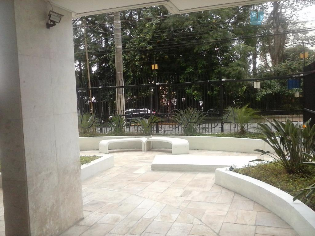 apartamento próximo aos principais hospitais da região, como oswaldo cruz, são paulo, hospital do coração, av....