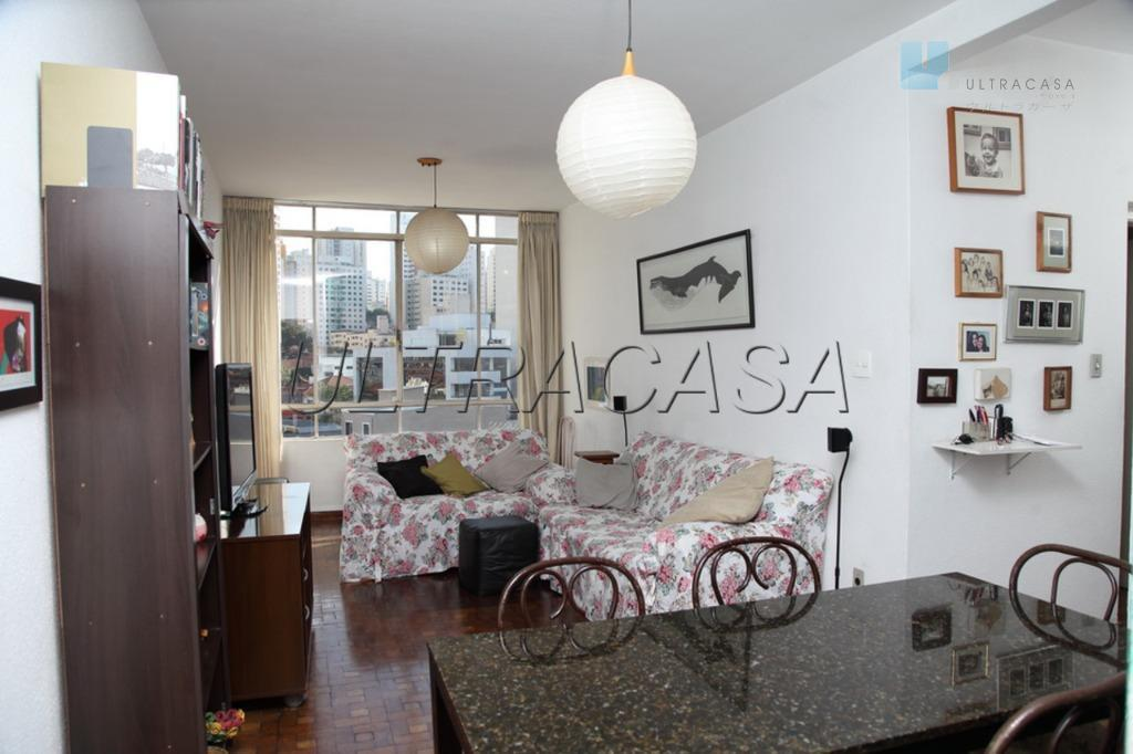 Apartamento residencial à venda, Perdizes, São Paulo - AP23743.