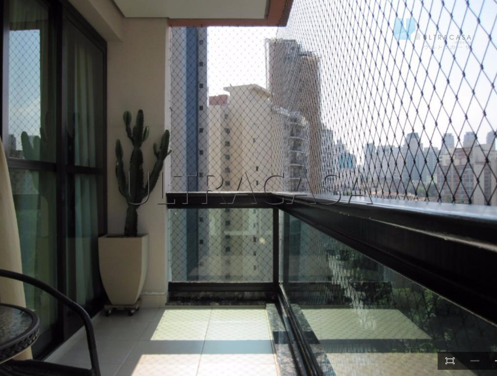 Apartamento próximo a estação do Metrô Chácara Klablin.