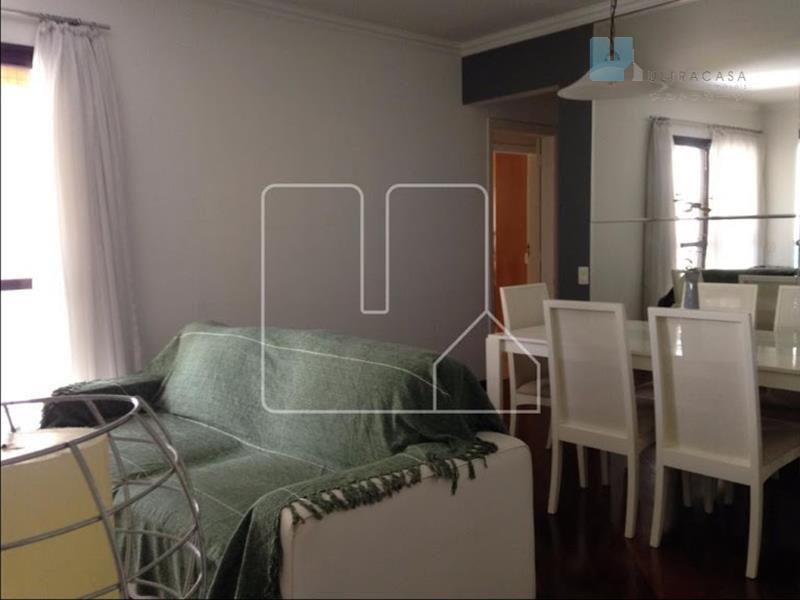 Apartamento em excelente localização entre as Alamedas dos Maracatins e dos Jurupis.