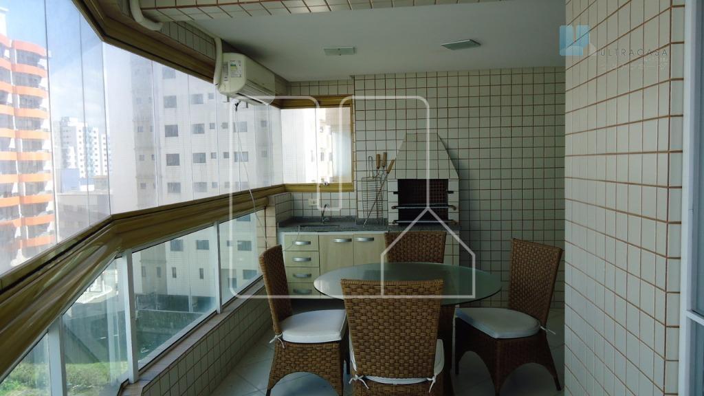 Apartamento MOBILIADO, terraço GOURMET a 50 metros da Praia, Linda Vista.