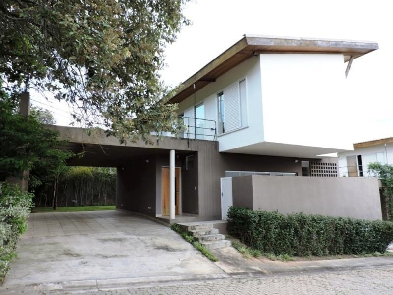 Casa residencial à venda, Vila das Samambaias, Granja Viana.