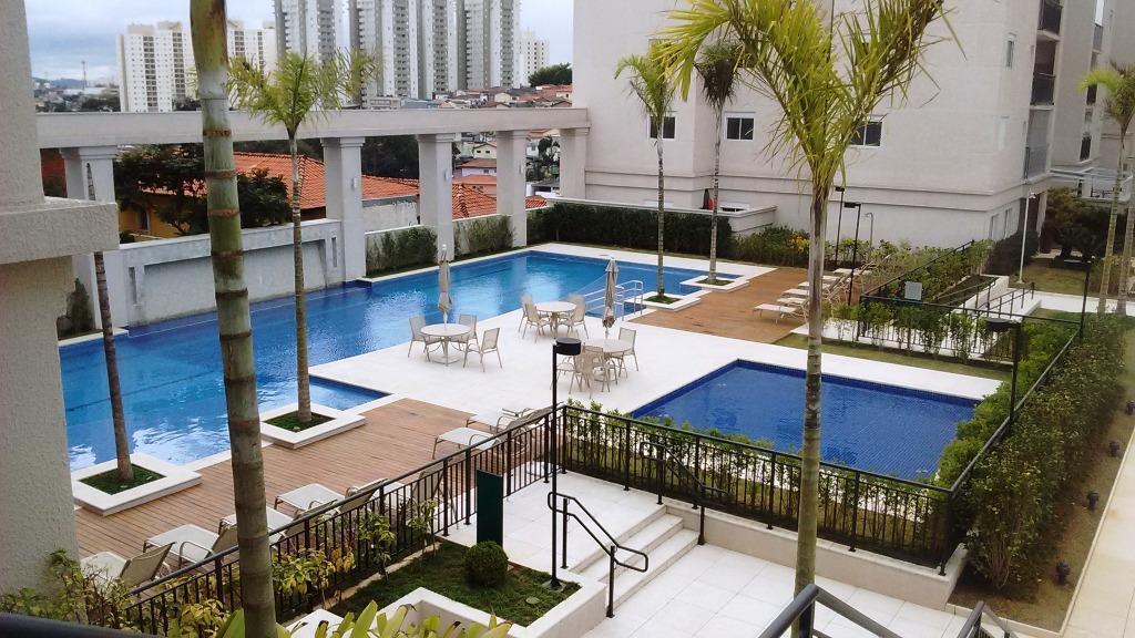 Apartamento residencial para locação, Jardim Bonfiglioli, São Paulo.