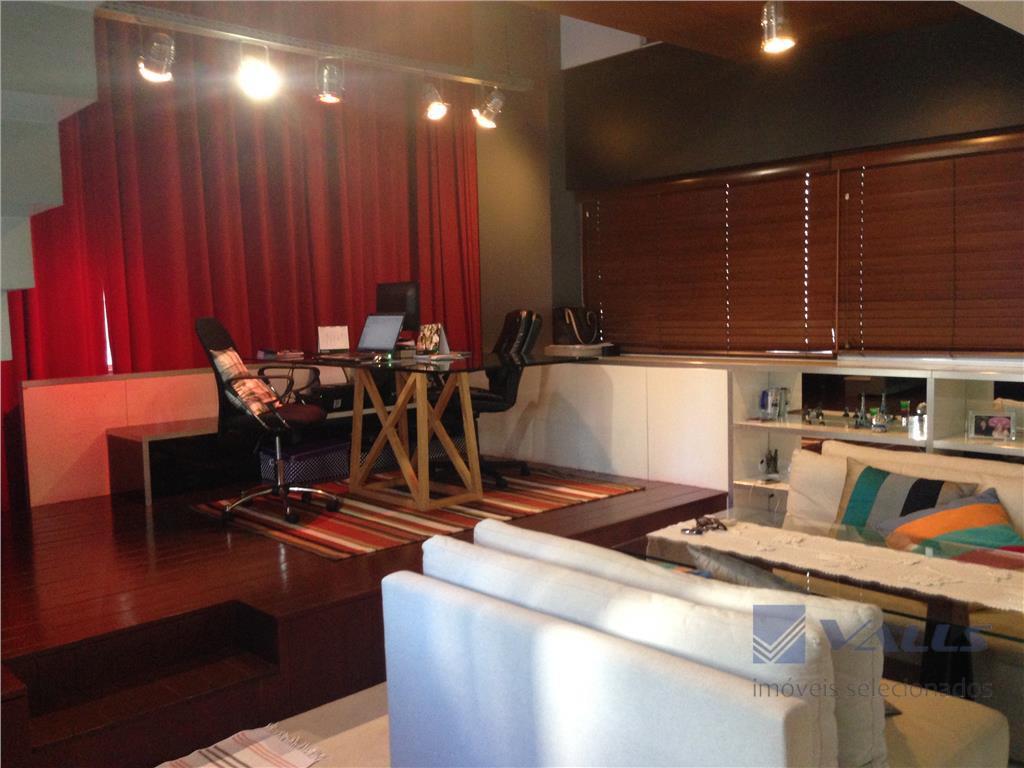Loft - duplex mobiliado e decorado