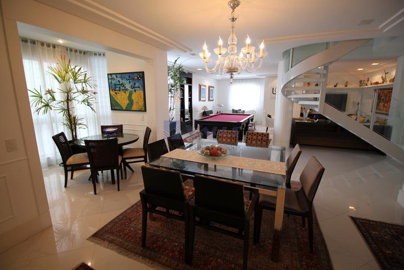 Cobertura residencial à venda, Centro, Florianópolis - CO0047.