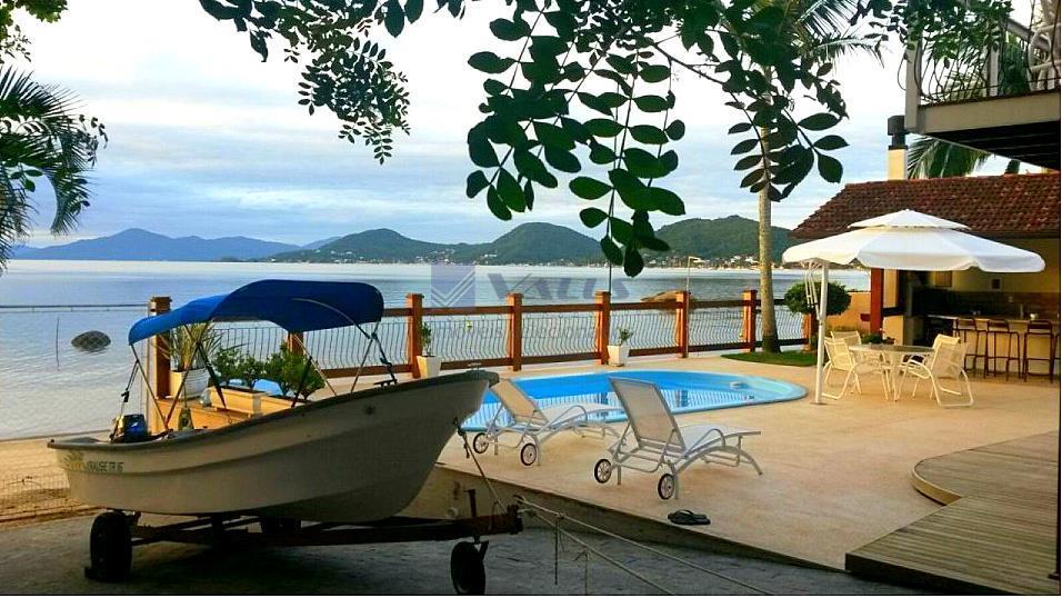 Casa residencial à venda, Cacupé, Florianópolis.