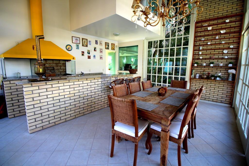 Casa residencial à venda, Cacupé, Florianópolis - CA0112.