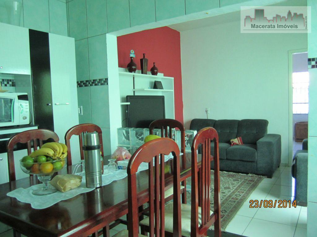 Casa Térrea - Campo Grande - 2 Vagas