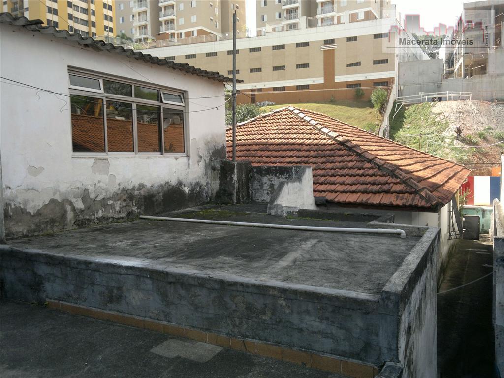 Casa  residencial à venda, Vila Parque Jabaquara, São Paulo.