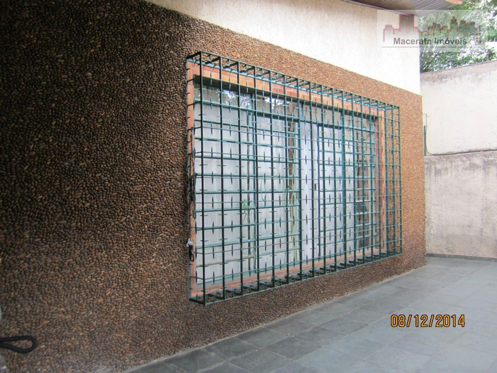 Casa Térrea com Amplo Quinta C/ Edicula - 3 Vagas - Px. Shop.Interlagos