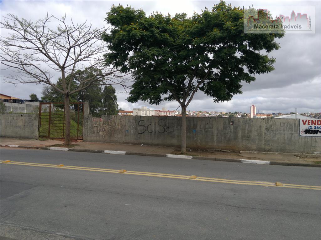 Terreno residencial à venda, Cidade Dutra, São Paulo.