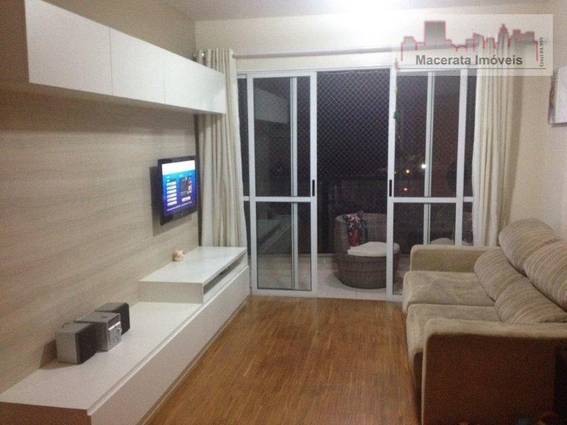 Apartamento residencial 3dts 1suite 2vagas à venda, Jardim Marajoara, São Paulo.