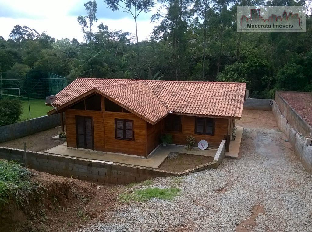Casa em Condominio Fechado à venda, Fazenda da Ilha, Embu-Guaçu.